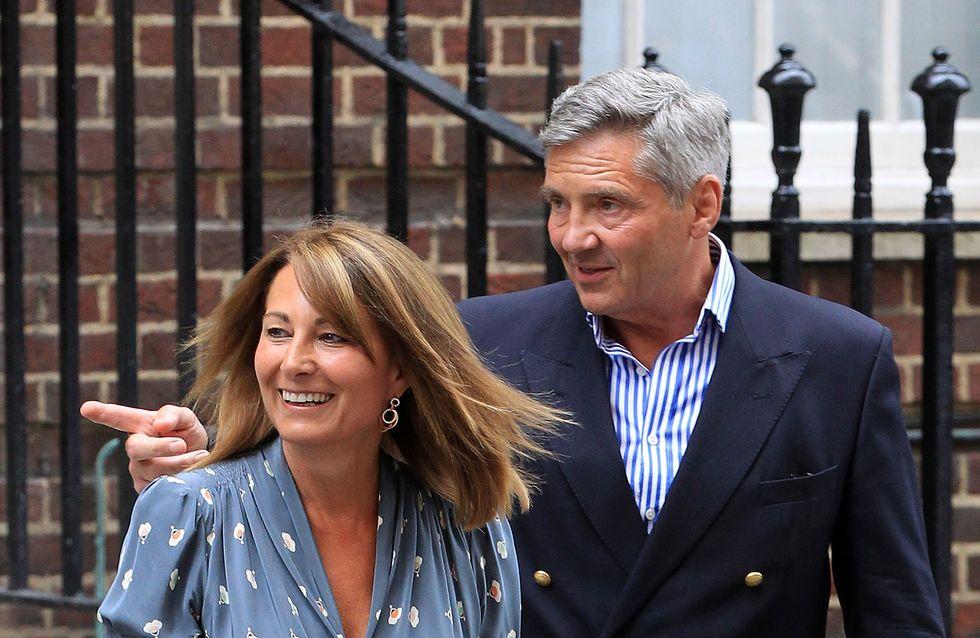 Carole Middleton : Il est très beau et ils vont très bien
