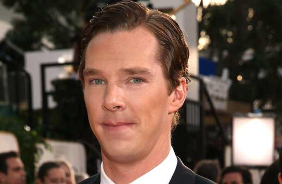Benedict Cumberbatch's shock wedding news!