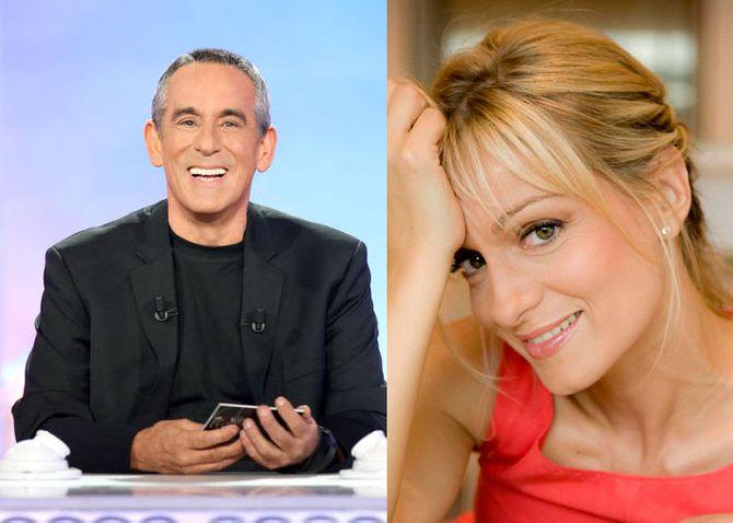 Thierry Ardisson et Audrey Crespo-Mara vont se marier
