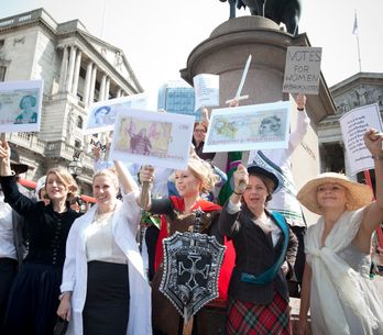 Victory for women on banknotes campaign! Jane Austen to be on £10 note
