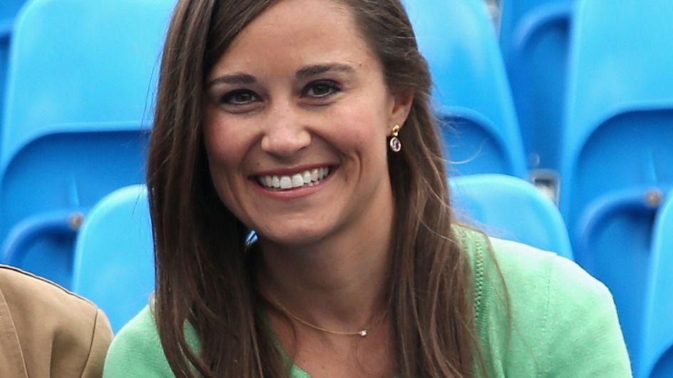 Royal Baby : Pippa Middleton et son petit-ami lui ont rendu visite