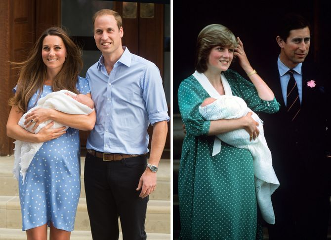 Kate et Diana