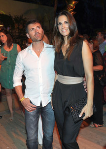 Nuria Fergó junto a su nuevo novio