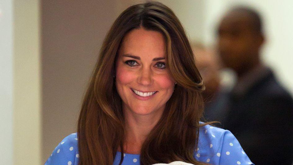 Kate Middleton : Son ventre post-grossesse redonne confiance aux femmes