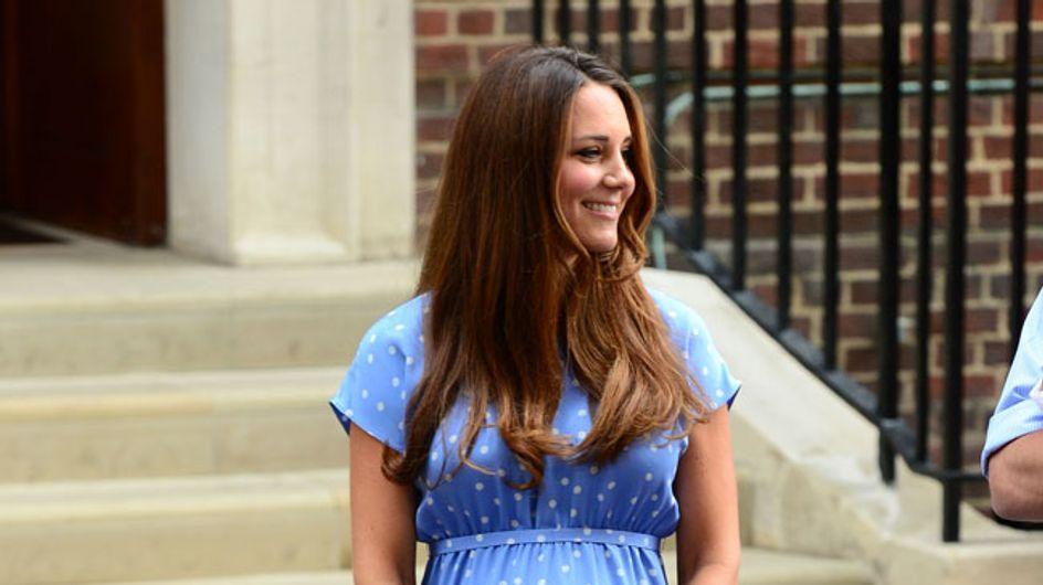 Stil-Ikone Kate: So kleidet sie sich nach der Geburt