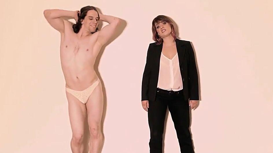 Une parodie drôle et savoureuse par des femmes du clip de Blurred Lines (Vidéo)