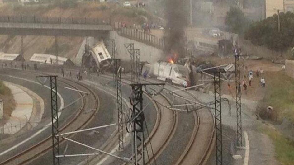Catastrophe ferroviaire en Espagne : Au moins 77 morts (vidéo)