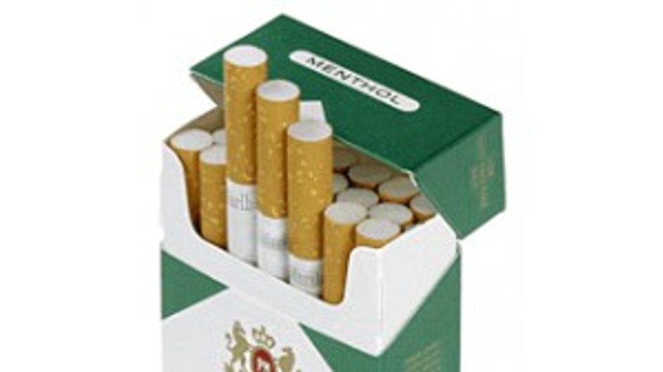 Les cigarettes à la menthe, plus addictives que les autres ?