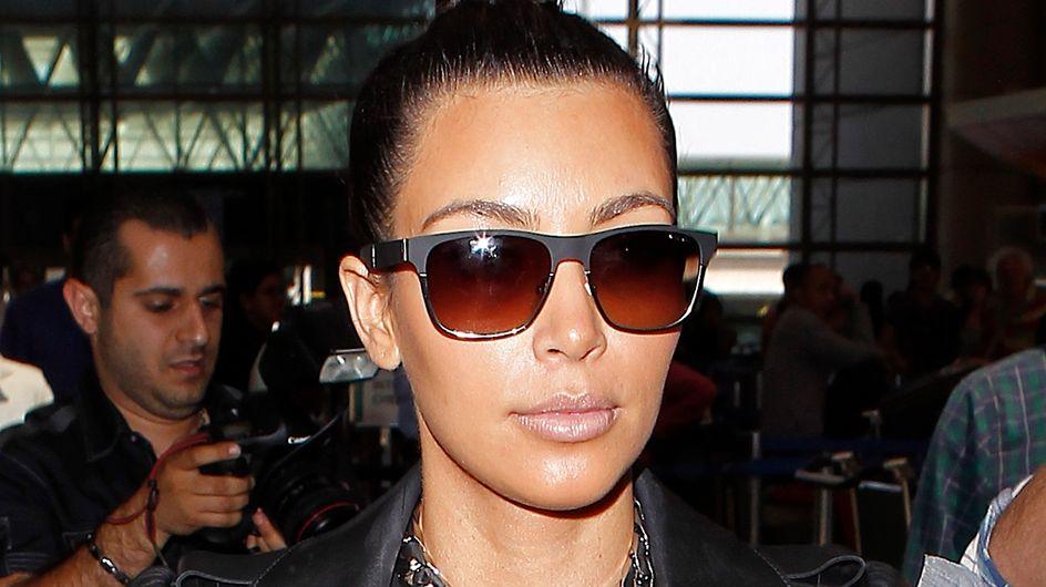 Kim Kardashian : Pousse-t-elle son régime trop loin ?