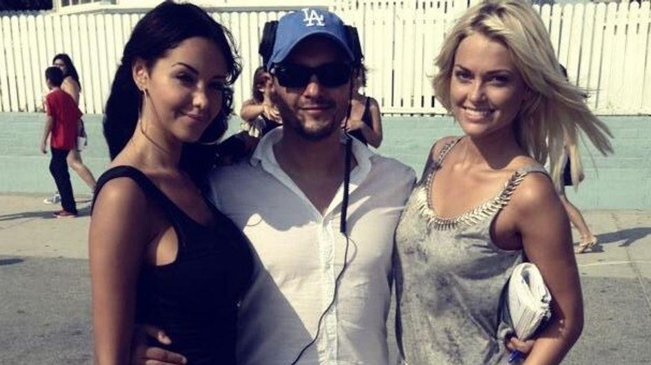 Nabilla : Elle s'éclate sur le tournage de Hollywood Girls 3 (photos)