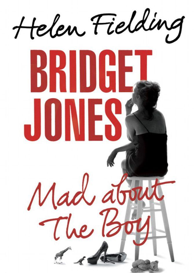 La couverture du troisième volet de Bridget Jones