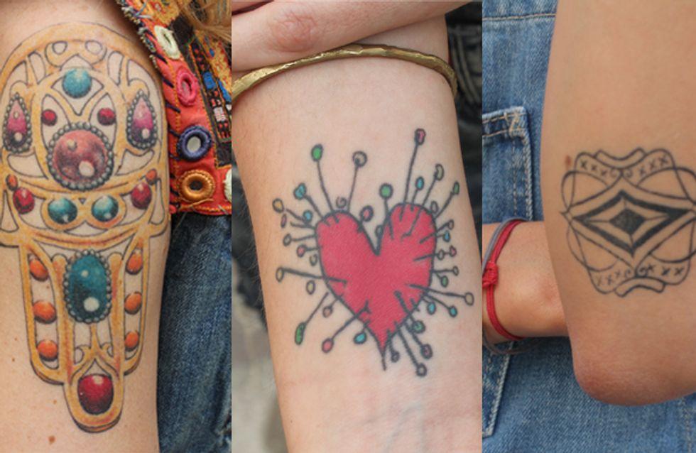 Les tatouages de la rédac' d'Aufeminin.com !