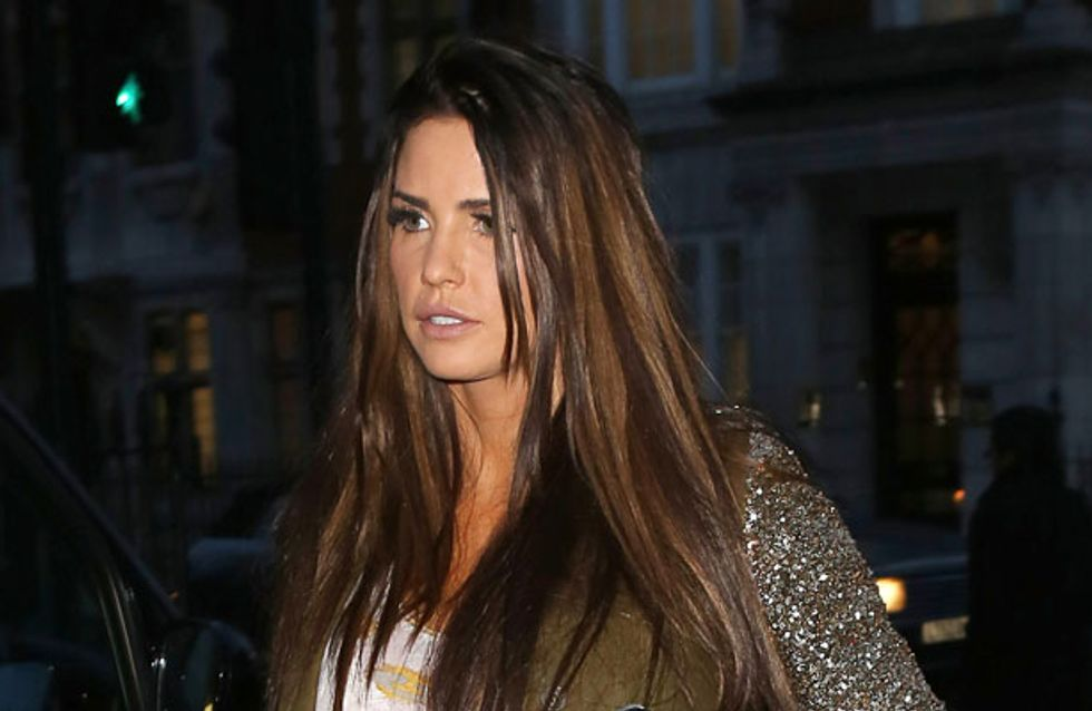 Katie Price hits back at Peter Andre Twitter abuse