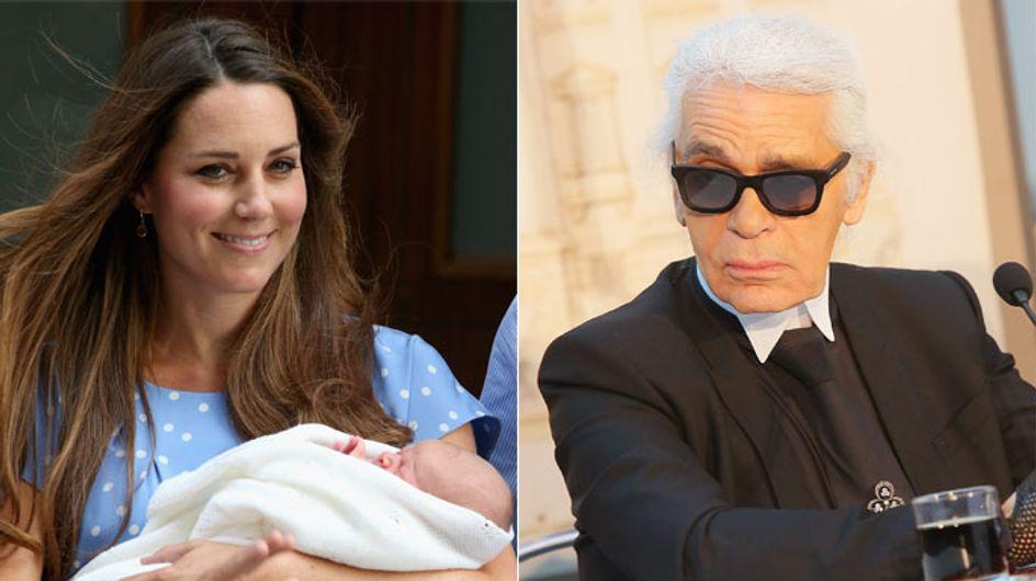 Karl Lagerfeld: Geschenkidee fürs Royal Baby