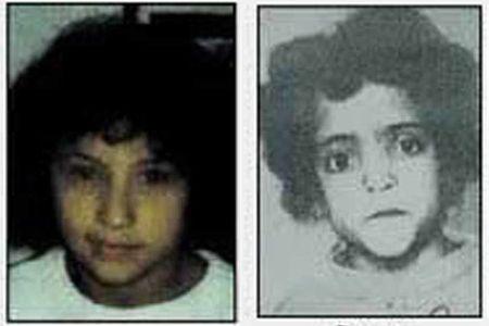 Sarah Syad, 10 ans et Saïda Berch, 6 ans