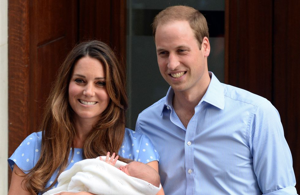 Prince George : L'Australie offre un crocodile et un rat au fils de Kate et William !