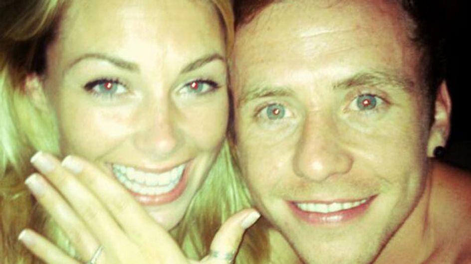 McFly's Danny Jones gets engaged to Miss England girlfriend Georgia Horsley