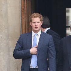 Tränen zur Begrüßung: Harry bringt den kleinen Prinzen zum Weinen