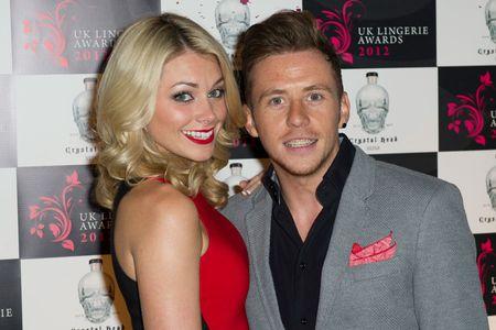 Danny Jones and Georgia Horsley