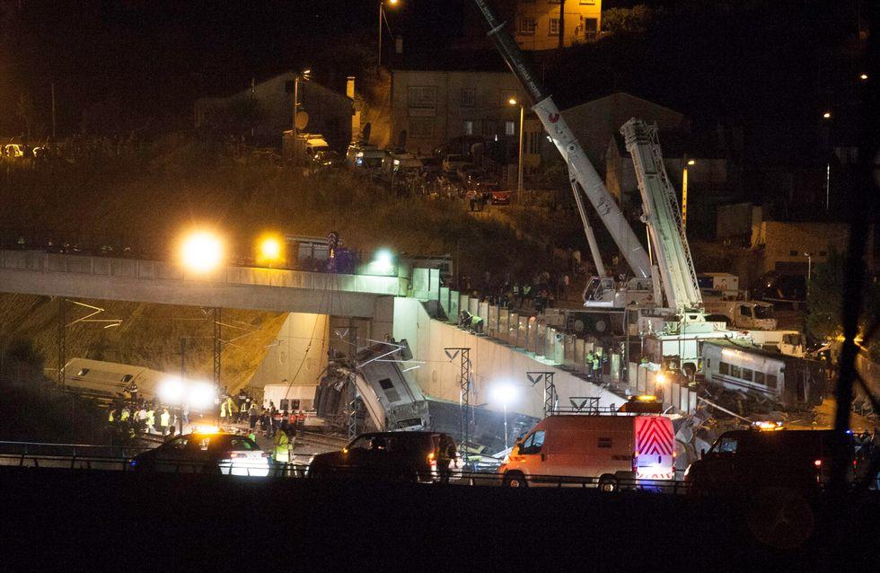 El accidente de tren en Santiago de Compostela deja 80 muertos y 178 heridos