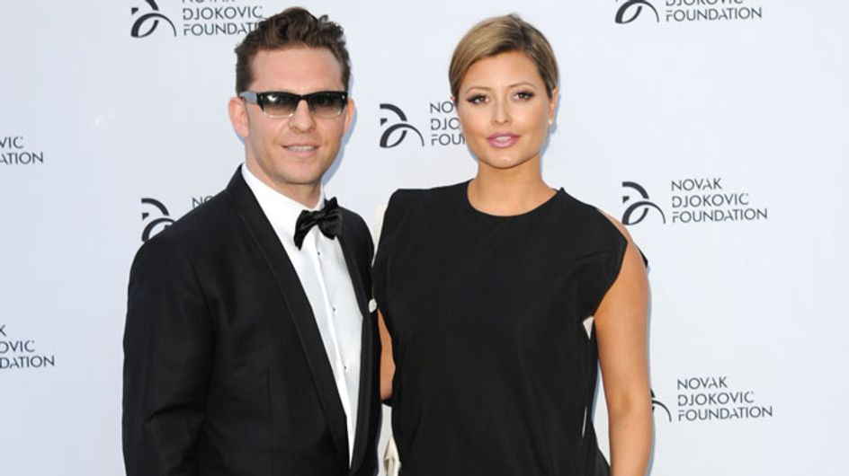 Holly Valance is revealed to be five months pregnant after failed court battle