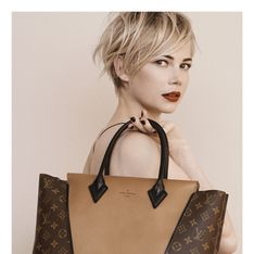 Michelle Williams : Divine égérie Louis Vuitton (Photos)