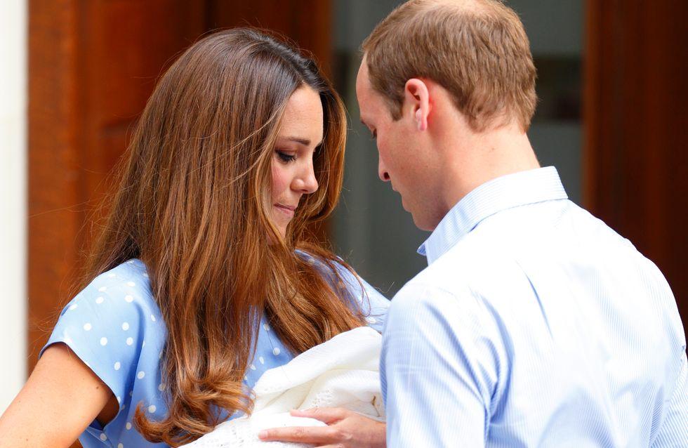 Prinz George: Zur Taufe trägt der Thronfolger ein königliches Kleid