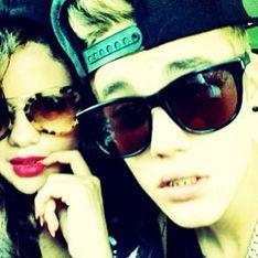 Selena Gomez feels safe with Justin Bieber - despite new spitting photos