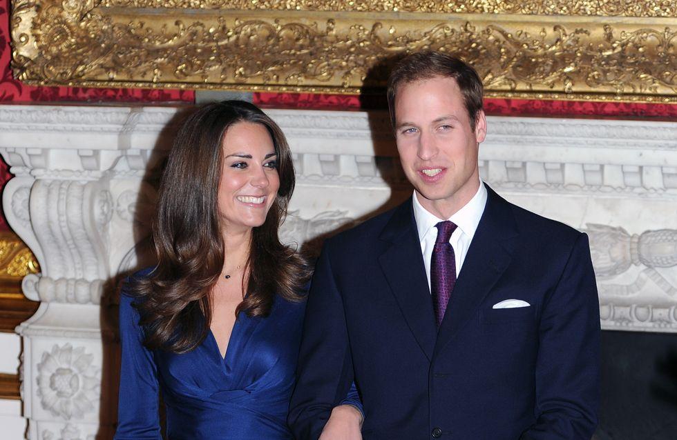 Royal-Fashion: Neue Version von Kate Middletons Verlobungskleid