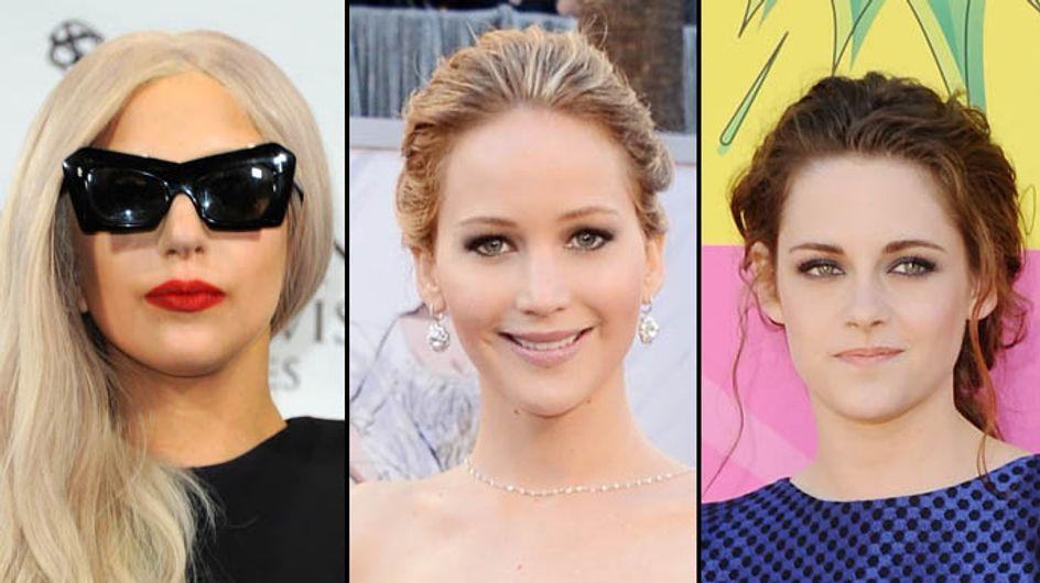 Lady Gaga, Kristen Stewart, Jennifer Lawrence : Qui est la star de moins de 30 ans qui gagne le plus ?