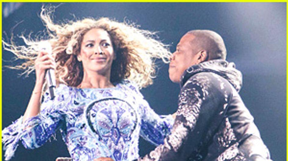 Beyoncé : Jay-Z débarque en plein milieu de son concert (vidéo)