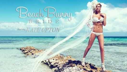 Kate Upton Bikini Beach Bunny