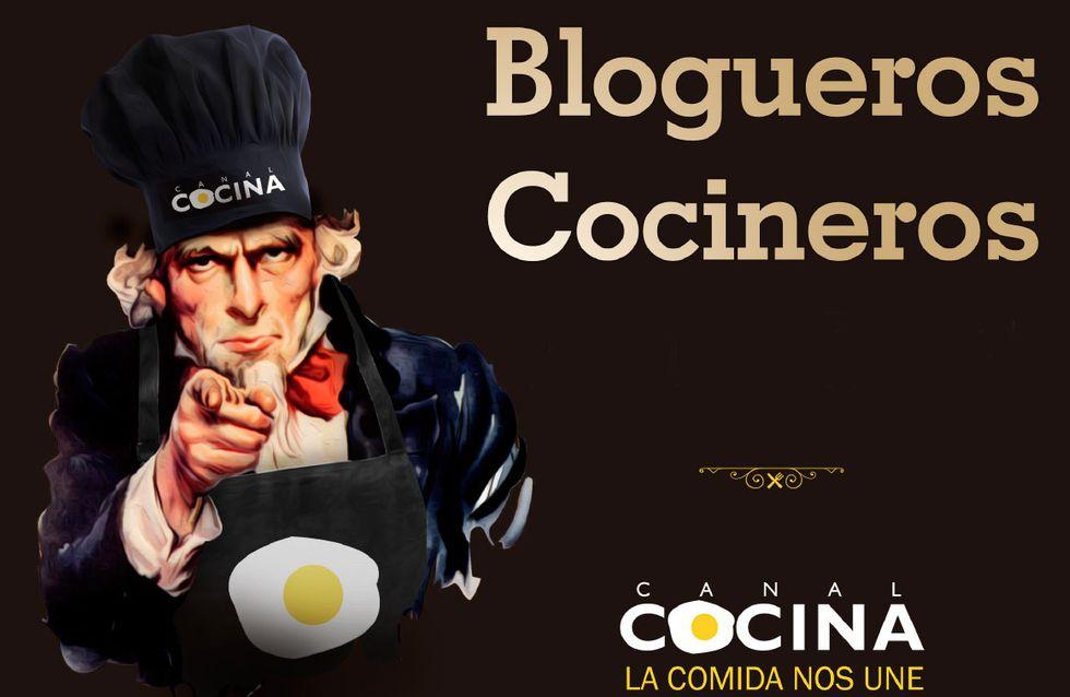 Canal Cocina presenta la cuarta edición de Blogueros Cocineros