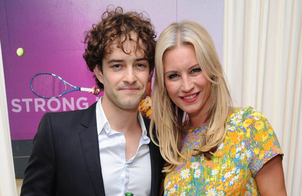 Denise Van Outen and Lee Mead confirm split