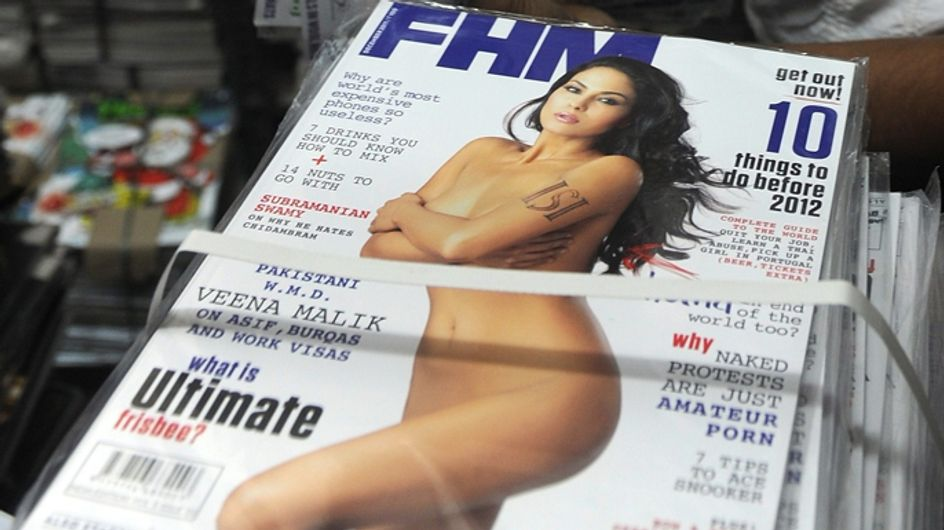 Lads' Mags ultimatum: Cover up or be taken down