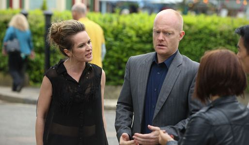 Kirsty is furious people assumed she'd spent the night with Carl
