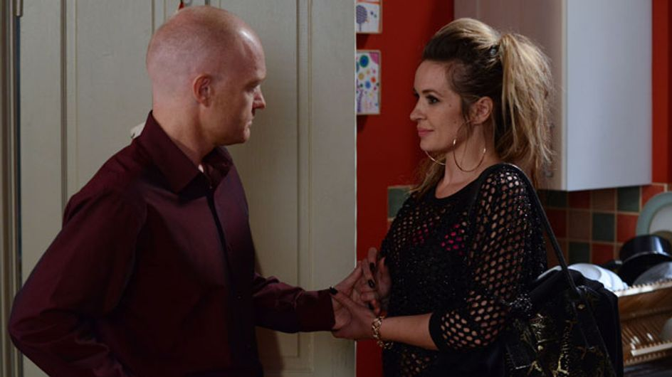 EastEnders 09/08 - Are Kirsty and Max giving it another go?