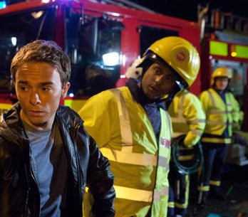 Coronation Street 07/08 - David begs Nick not to die