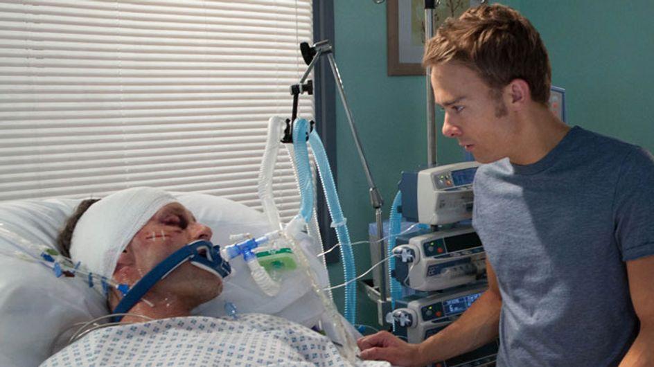 Coronation Street 09/08 - Nick's health deteriorates