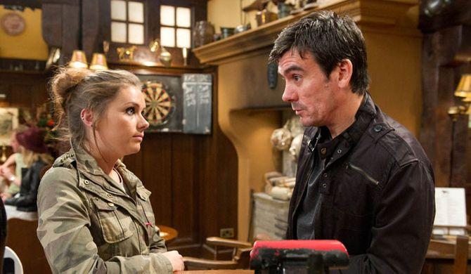 Amy hopes Cain might sympathise