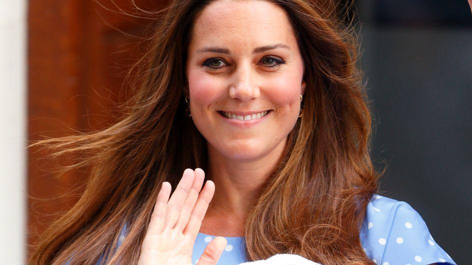 Kate Middleton : Elle allaite son bébé