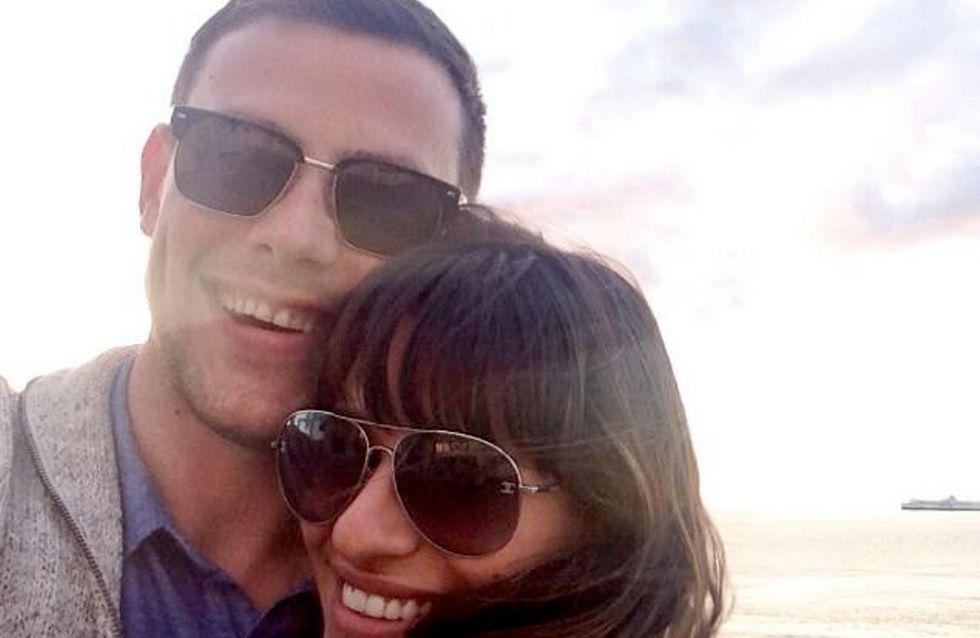 Lea Michele ricorda Cory Monteith
