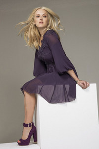 Fearne Cotton models new range for Very.co.uk