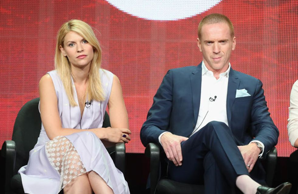 Homeland Series 3: Damian Lewis and Claire Danes discuss the return of Brody