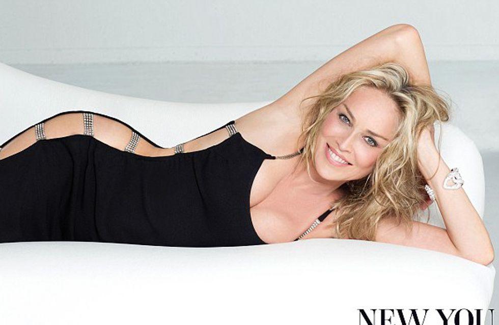 Sharon Stone : Plus sexy que jamais à 55 ans (Photos)