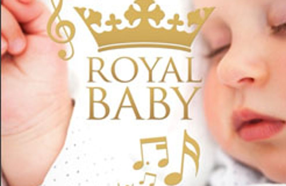 Prince George : aufeminin vous propose une playlist Royal Baby !