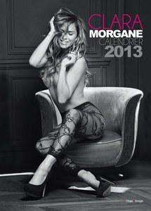 Clara Morgane calendrier 2013