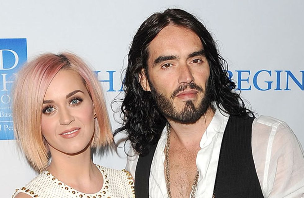 "Katy Perry felt ""sick to her stomach"" when she saw Russell Brand with new girlfriend Nicola"
