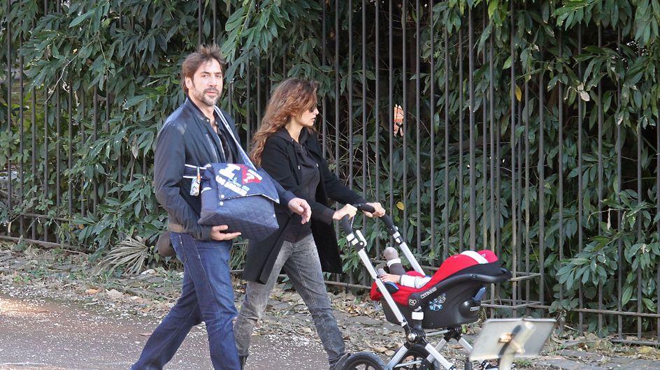 Penélope Cruz y Javier Bardem llaman a su hija 'Luna'