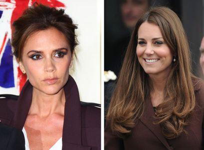Kate Middleton : Victoria Beckham lui donne des conseils pour bébé